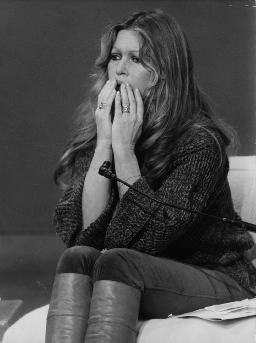 Brigitte Bardot /Keystone /Getty Images