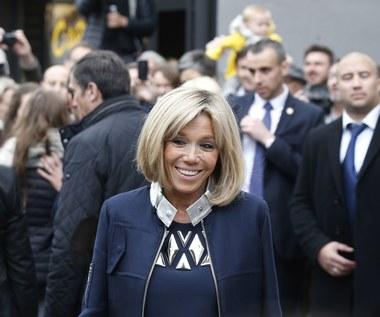 Brigitte Macron nową ikoną mody?