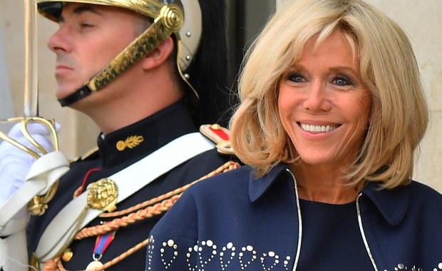 Brigitte Macron pozbywa się zabytkowych mebli z Pałacu Elizejskiego