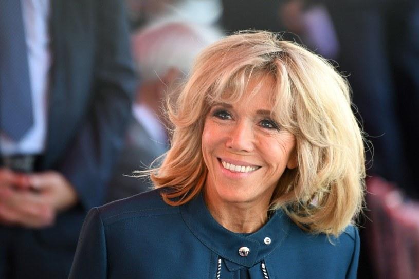 Brigitte Macron /AFP