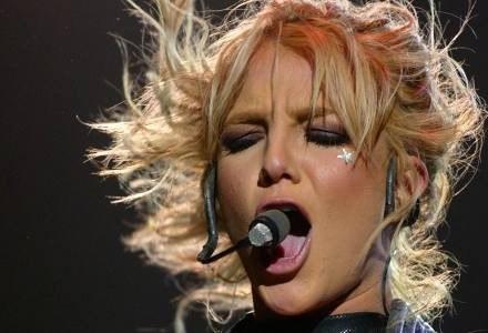 """Britney Spears - jedno z najczęściej wpisywanych """"haseł"""" w Google. /AFP"""