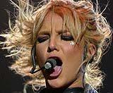 Britney Spears - wygląda okropnie? /AFP