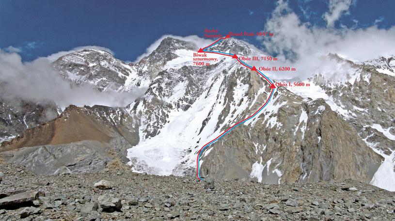Broad Peak/ Wydawnictwo Znak /
