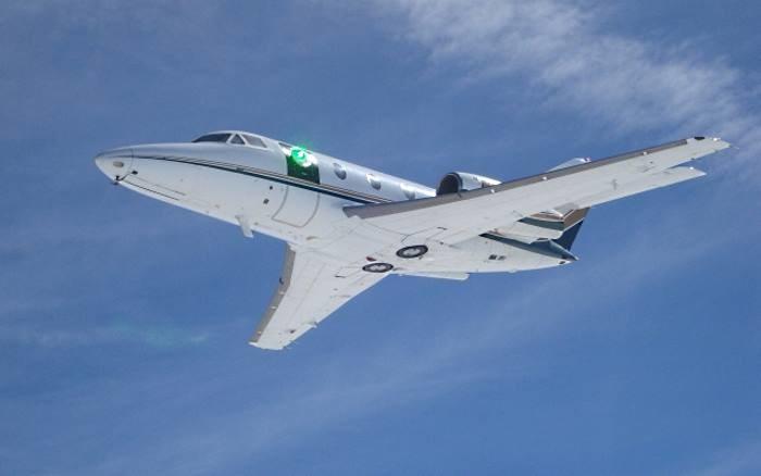 Broń laserowa to przyszłość pola bitwy  Fot. Air Force Research Laboratory /materiały prasowe