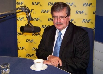 Bronisław Komorowski /RMF