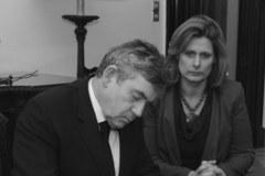Brown oddał hołd Lechowi Kaczyńskiemu