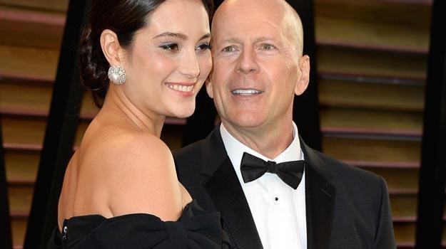 Bruce'owi Willisowi urodziła się piąta córka! - fot. Pascal Le Segretain /Getty Images