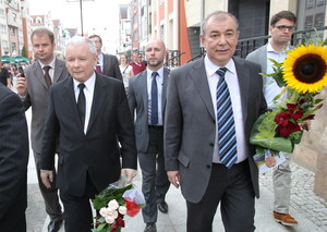 Brudna kampania w Elblągu. To on opublikował nagranie