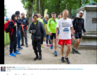 Bruksela: Bieg pod specjalnym nadzorem. Wśród uczestników Donald Tusk