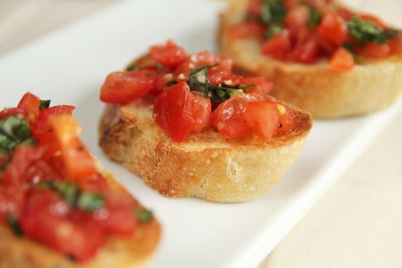 Bruschetta z pomidorami /©123RF/PICSEL
