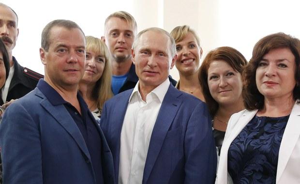 """""""Brutalne naruszenie suwerenności"""". Protest Ukrainy ws. wizyty Putina"""