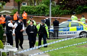 Brutalne zabójstwo w Londynie