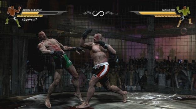 """Brutalny prawie jak Mortal Kombat. Niestety w tym przypadku """"prawie"""" robi wielką różnicę /INTERIA.PL"""