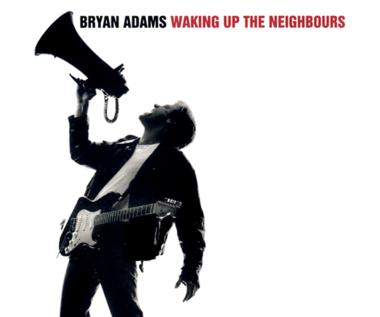 """Bryan Adams: Nigdy dość (25 lat """"Waking Up The Neighbours"""")"""