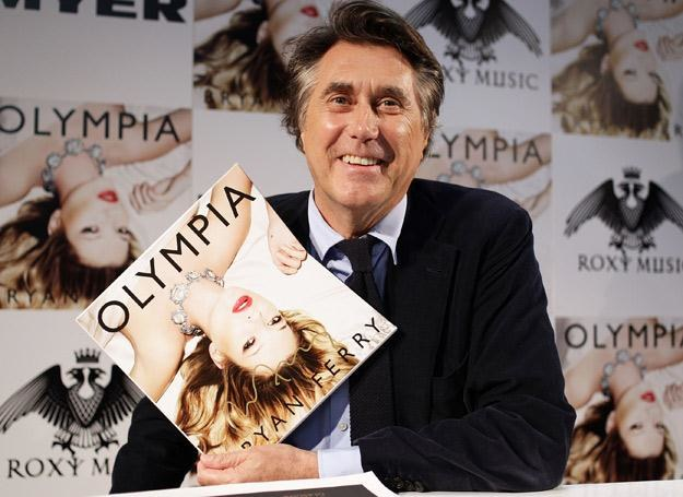 Bryan Ferry w kwietniu wystąpi w Warszawie - fot. Brendon Thorne /Getty Images/Flash Press Media