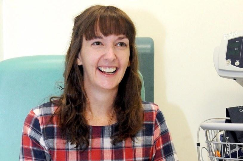 Brytyjska pielęgniarka Pauline Cafferkey /AFP