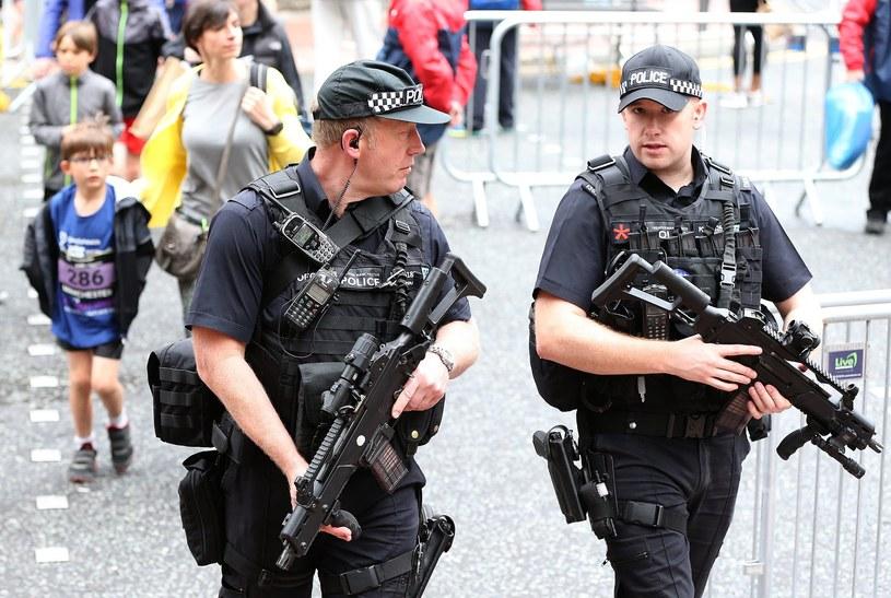 Brytyjska policja /PAP/EPA