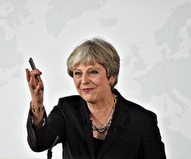Brytyjska premier do Polaków: Chcemy być waszym przyjacielem
