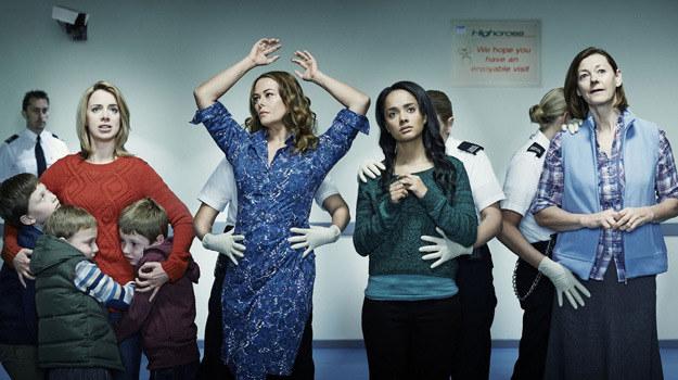 """Brytyjski serial """"Prisoners' Wives"""" opowiada o losach czterech kobiet, z których każda ma za kratami bliską osobę. """"Skazane"""" są polską wersją serialu BBC /materiały prasowe"""