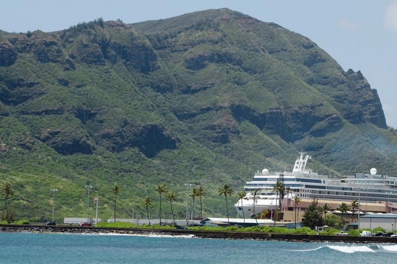 Brzeg wyspy Kauai /© Panthermedia