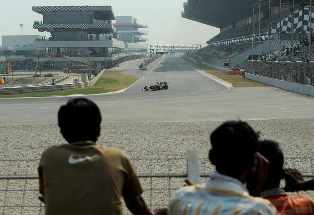 Buddh Internacional Circuit w Indiach /AFP