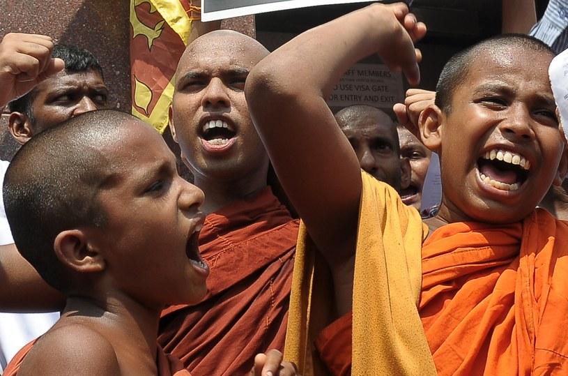 Buddyzm ukazuje światu nowe, groźne oblicze /AFP