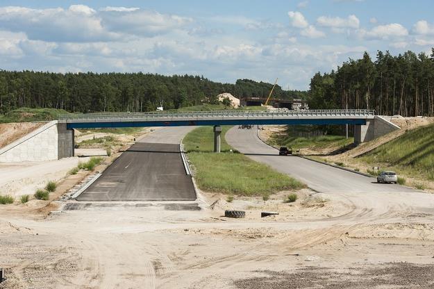 Budowa A1 odbywa się z dużymi perypetiami / Fot: Piotr Lampkowski /Reporter
