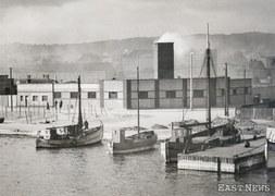 Budowa portu w Gdyni