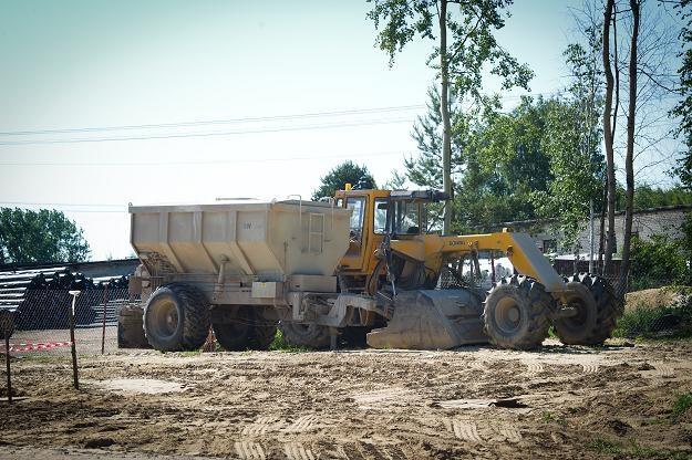 Budowa ruszy w lipcu? /PAP
