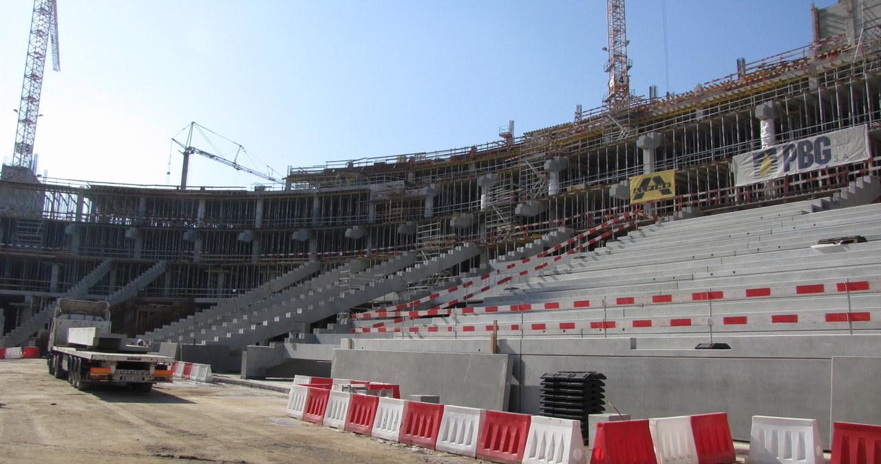 Budowa Stadionu Narodowego po świętach ruszy na dobre