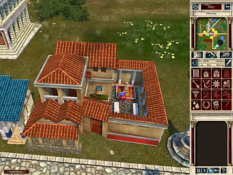Budujemy domy dla pana Cezara /INTERIA.PL