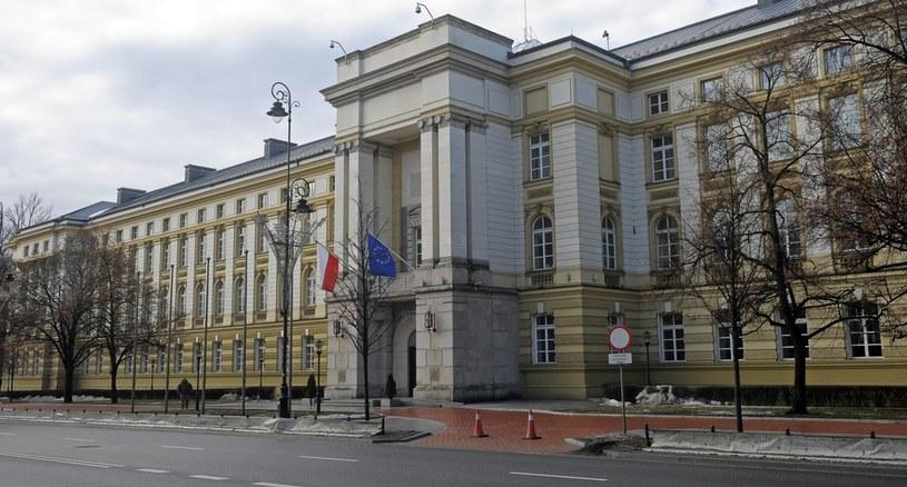 Budynek Kancelarii Premiera /Jan Bielecki /East News