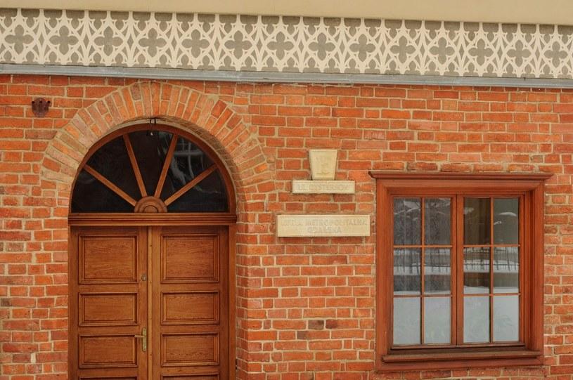 Budynek Kurii Metropolitalnej Gdańska /Wojciech Stróżyk /Reporter