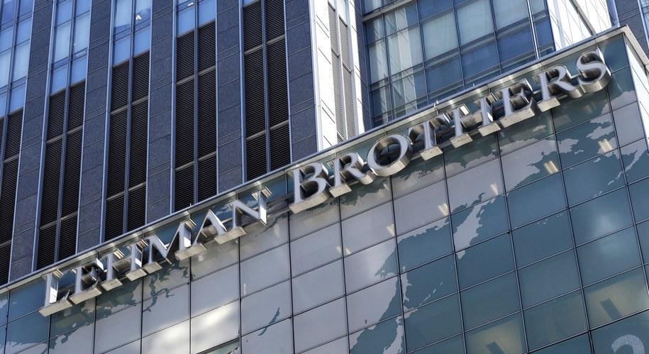 Budynek Lehman Brothers /JUSTIN LANE /PAP/EPA