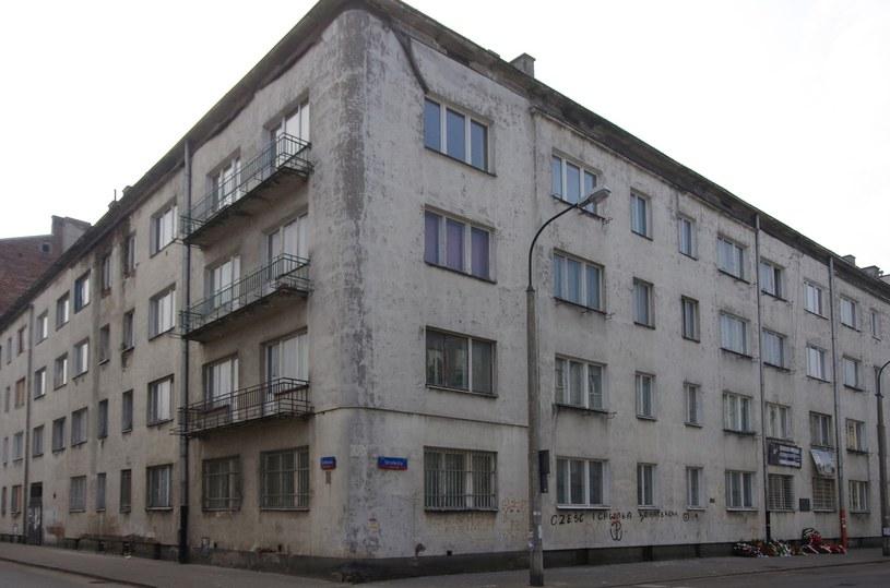 Budynek przy ul. Strzeleckiej /Marek Bazak /East News