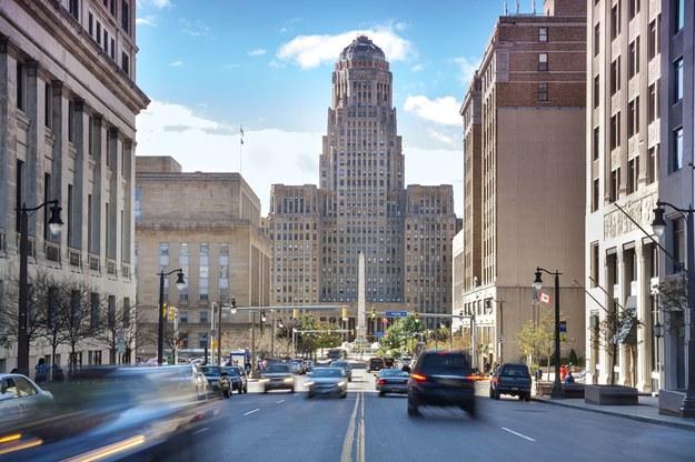 Buffalo jest drugim pod względem zaludnienia miastem w stanie Nowy Jork /123/RF PICSEL