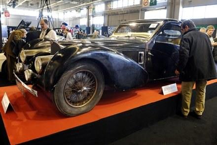 Bugatti 57S atalante /AFP