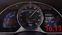 Bugatti Chiron i niesamowite przyspieszenie