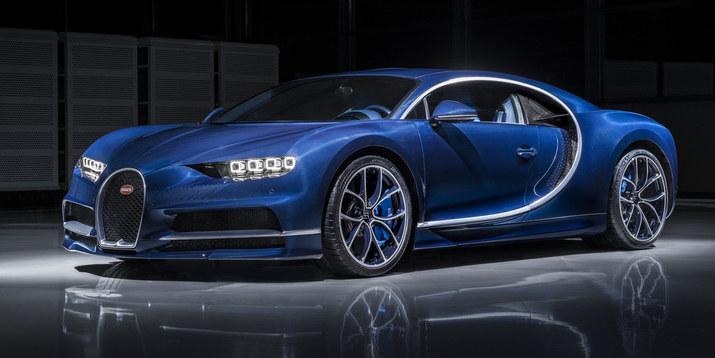 Bugatti Chiron /