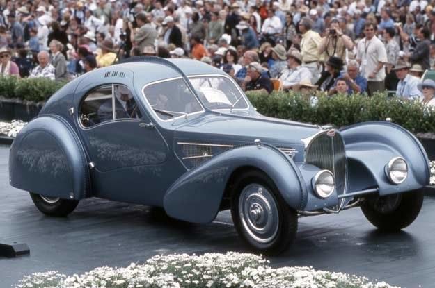 Bugatti Type 57SC Atlantic /