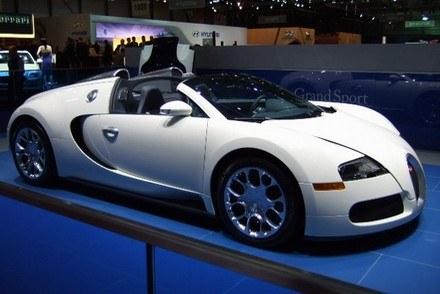 Bugatti veyron grand sport /INTERIA.PL