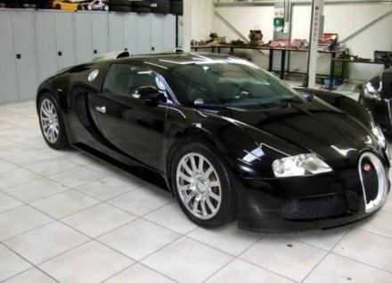 Bugatti Veyron wystawione na sprzedaż przez Buttona /fot.www.autotrader.co.uk /