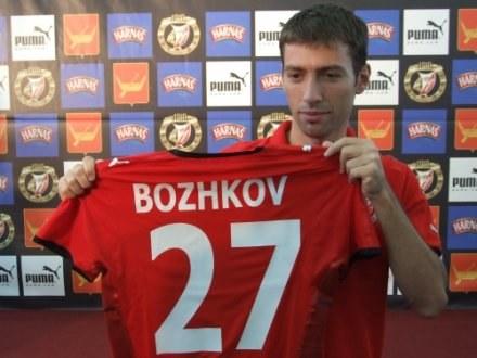 Bułgar wzmocni obronę Widzewa /fot.www.widzew.pl /