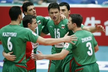 Bułgarzy zakończyli pierwszą fazę MŚ w Japonii z kompletem zwycięstw /www.fivb.org