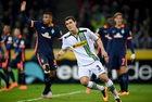 Bundesliga: Borussia Moenchengladbach - Werder Brema 5-1