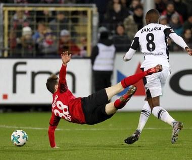 Bundesliga. Freiburg - Borussia M'Gladbach 1-0. Kapustki zabrakło nawet na ławce