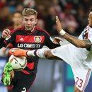 "Bundesliga: Trwa mecz Bayer 04 Leverkusen - Bayern Monachium. Gra ""Lewy"""