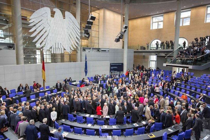 Bundestag /Omer Messinger / ZUMA / Splash /East News