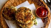 Burgery brokułowo-ziemniaczane