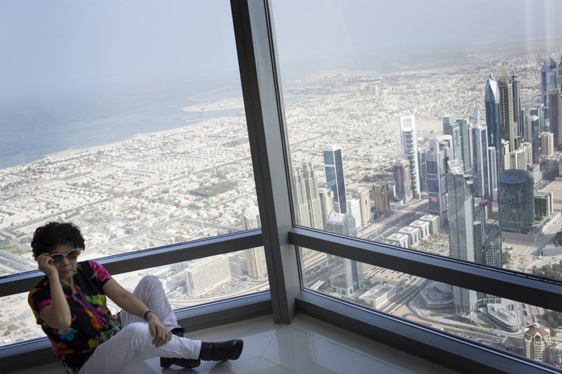 Burj Khalifa fot. Celia Peterson /The New York Times Syndicate
